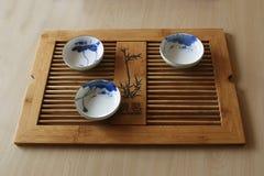Teekultur Stockbild
