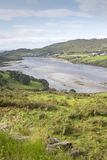 Teelin около Carrick, Donegal, Ирландии Стоковое Фото