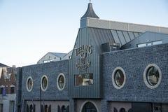 Teeling whiskyspritfabrik Dublin Royaltyfri Fotografi