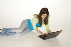 Teen Royalty Free Stock Photography