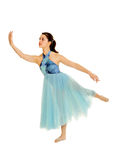 Teen Age Lyrical Dancer Stock Photography