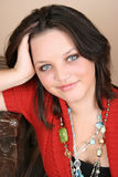 Teen Beauty Stock Photography