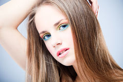 teen beauty Royalty Free Stock Photos