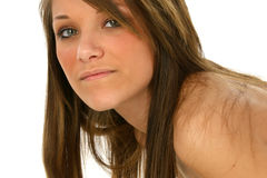 Teen Beauty Stock Image