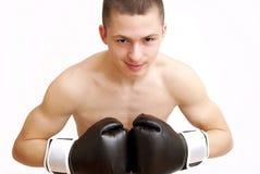 Boxare Royaltyfria Bilder