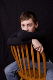 Teen boy Royalty Free Stock Photos