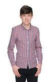 Teen boy Royalty Free Stock Photo