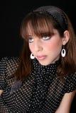 Teen Close Up Stock Image