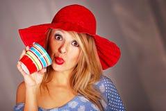 Free Teen Coffee Drinker Stock Photos - 9223233