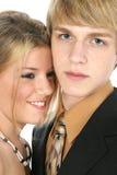Teen Couple Stock Photography