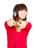 Teen DJ Stock Photos