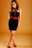Teen dress fashion Stock Photos