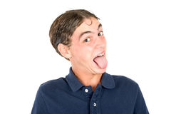 Teen faces Royalty Free Stock Images