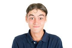 Teen faces Stock Photography