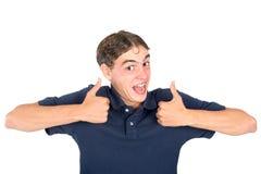 Teen faces Royalty Free Stock Photos