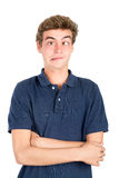 Teen faces Royalty Free Stock Photo