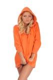 Teen fashion model Stock Image