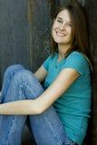 Teen fashion model Stock Photos