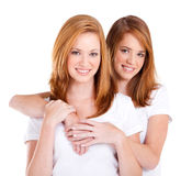 Teen friends Royalty Free Stock Images