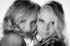 Teen friendship Stock Photos