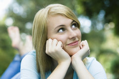 Teen Girl Royalty Free Stock Image