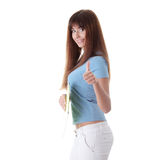 Teen girl Stock Images