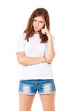 Teen girl Stock Photos