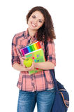Teen girl Royalty Free Stock Photo
