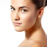 Teen girl beauty portrait Stock Photography