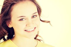 Teen girl Royalty Free Stock Photo