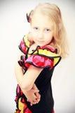 Teen girl dancer Stock Photography