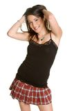 Teen Girl Fashion Royalty Free Stock Image