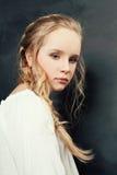 Teen Girl Fashion Model Royalty Free Stock Photo
