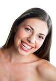 Teen girl making expression Royalty Free Stock Photos