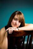 Teen Girl Portrait Stock Photography