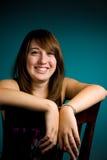 Teen Girl Portrait Royalty Free Stock Photography