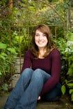 Teen Girl Portrait Stock Images
