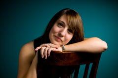 Teen Girl Portrait Royalty Free Stock Image