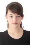 Teen girl portrait Royalty Free Stock Photo