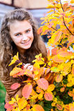Teen Girl portrait Stock Images