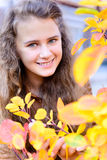 Teen Girl portrait Royalty Free Stock Photography