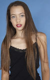 Teen Girl Portrait Stock Image