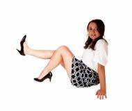 Galería libre falda tira adolescente miniatura