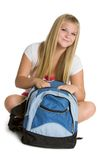 Teen Girl Student Stock Images