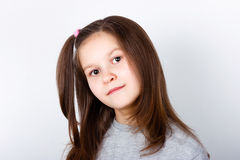 Teen girl Royalty Free Stock Images