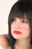 teen glamourheadshot Royaltyfria Bilder