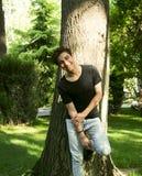 teen grabb Fotografering för Bildbyråer