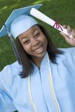 Teen Graduate Royalty Free Stock Photo