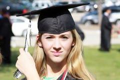 Teen Graduate Stock Photography
