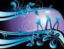 Teen Illustration Stock Images